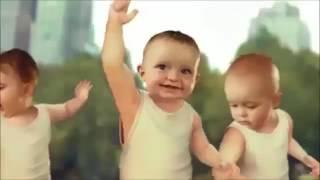 G.a.n.g.n.a.m Style dancing baby - Em bé nhảy cực đỉnh với đôi giày patin (1 Hour)