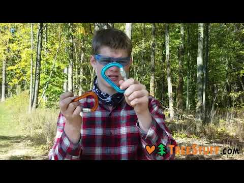 Petzl Attache 3D Carabiner – TreeStuff.com Customer Matt Humphries' Review In The Field