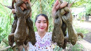 Yummy Frog Cooking Lime Pickle Soup - Frog Soup Cooking - Cooking With Sros