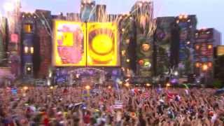 Tomorrowland 2013 Goldenticket Contest | Arise From Your Life
