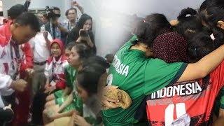 Ini Dukungan Menpora Imam Nahrawi kepada Tim Sepak Takraw Putri Indonesia