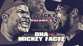 DNA VS MICKEY FACTZ SMACK RAP BATTLE   URLTV