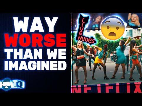 Cuties Is WORSE Than We Imagined!  MASSIVE Backlash Hits Netflix #CancelNetflix
