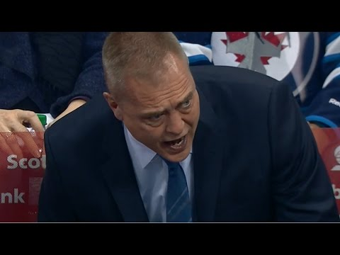 Maurice chews out his team after Jets allow fifth goal