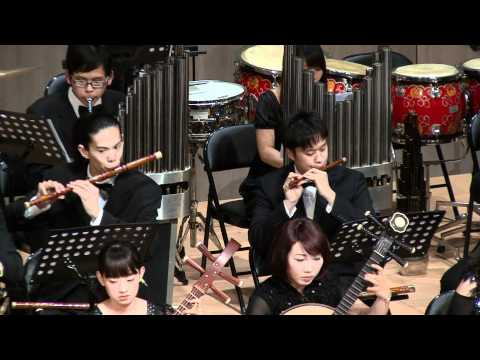 《春》作曲:盧亮輝,指揮:顧寶文