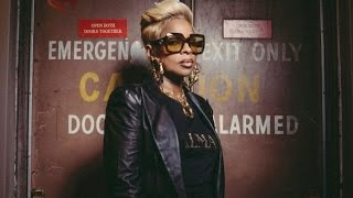 Mary J. Blige Gets Extremely Emotional And Real While Talking 'Strength Of A Woman'