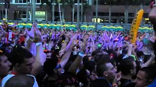 "Cazzette- ""Beam Me Up"" Ultra Music Festival 2013 (15) 3/22"