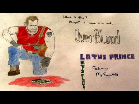 Overblood - Lotus Prince co-op Let's Play: Part 6 (FINAL)