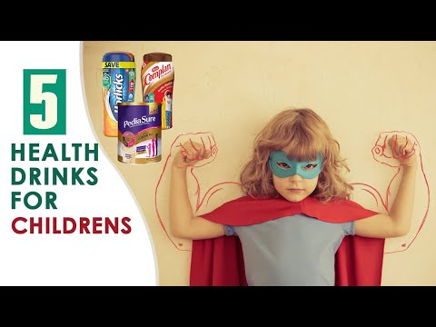 5 Best Health Drinks For Kids | Healthfolks.com