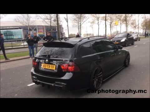 Videospot BMW I TOURING HP - Bmw 335 touring