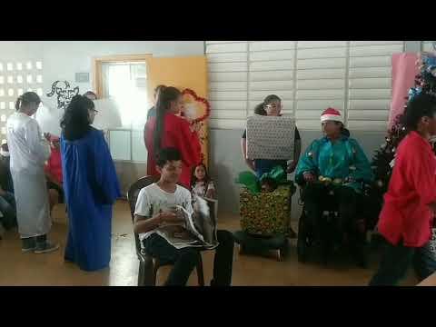 Blog #34 Encendido de Navidad de la escuela de Daneshly