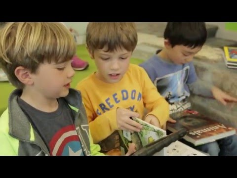 Creating A Moonshot: Designing Discovery Elementary School