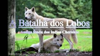 A lenda da batalha dos lobos