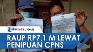 Pasutri di Pasuruan Lakukan Penipuan Berkedok CPNS, Raup Rp7,1 M dari 152 Korban di Berbagai Daerah