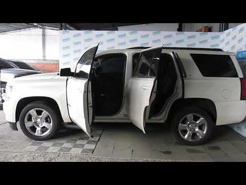 Chevrolet Tahoe 2015 - $157.000.000