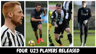 Victor Fernandez the biggest name to leave the U23's
