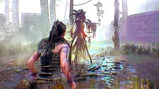HELLBLADE New Gameplay Trailer 2017 (PS4 / PC)