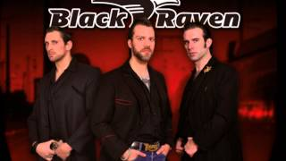 black raven crossed mind