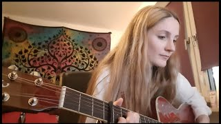Adele - Easy On Me Acoustic Cover by Tali