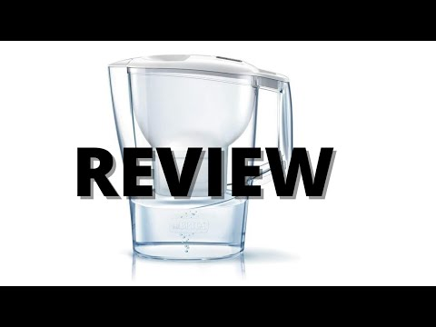 Brita Aluna Filter Jug | Review (Amazon link in the description)