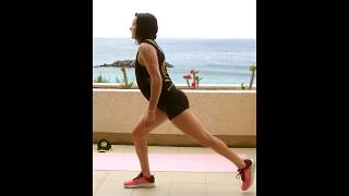 Kick Fats Butt- Kick Back & Lunge