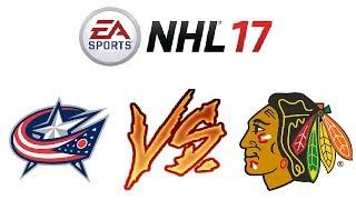 NHL 17 - Ranked Online Versus #6 - TOO EASY - Video Youtube