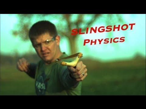 Fyzika praků #1 - Smarter Every Day