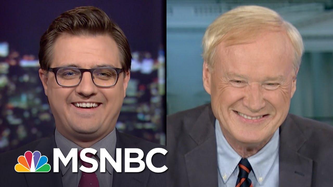 This Is Friendly Rivalry. | Chris Matthews | MSNBC thumbnail