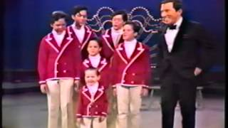 Jimmy Osmond  -  Red Roses For A Blue Lady -  (Andy Williams Show)