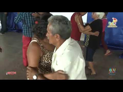 Baile da melhor  idade  em bom Jesus das selvas