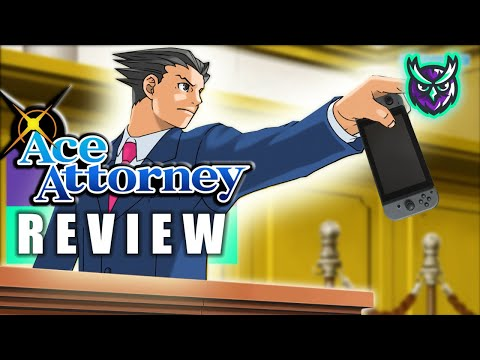 Phoenix Wright: Ace Attorney Trilogy Switch Review - No OBJECTIONS! video thumbnail