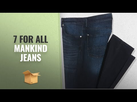 Men's 7 For All Mankind Jeans Hot New Arrivals Sep 2018: 7 For All Mankind Men's Slimmy Jeans, Blue