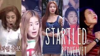 Startled Red Velvet Compilation (starring Irene & Joy) | 레드벨벳