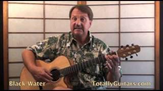 Black Water Free Guitar Lesson