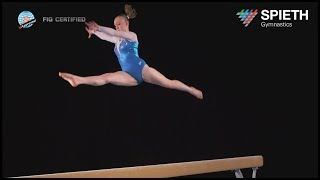 """Spieth Gymnastics Schwebebalken """"Soft Touch"""""""
