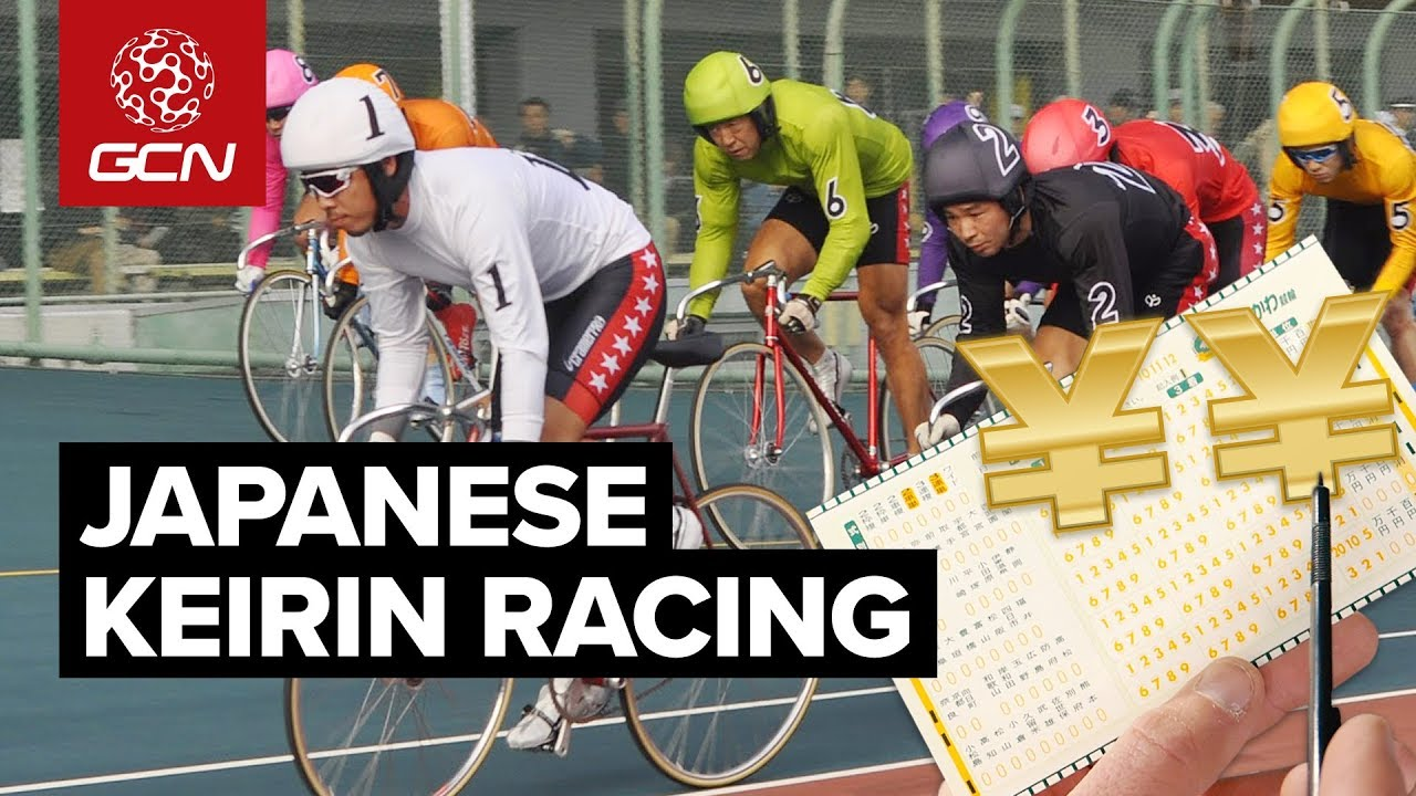 Il mondo del keirin giapponese
