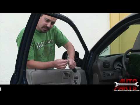 Dodge Caravan Side Mirror