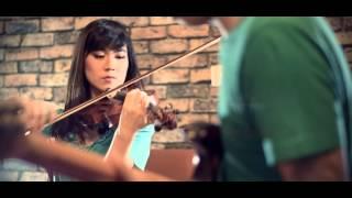 Just Give Me a Reason - P!nk ft. Nate Ruess - IVAN&KEZIA (guitar and violin cover) karawaciprojects