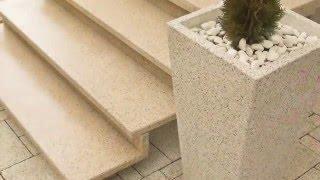 Zabudowa stopni schodowych
