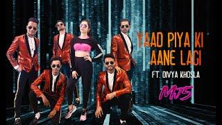 Yaad Piya Ki Aane Lagi | ft. Divya Khosla Kumar | Neha Kakkar | MJ5