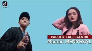 Gambar cover Parody Siti Badriah - Lagi Syantik (Mantan MENYESAL) (Full Version) Cover By Krisnayariki