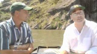 Killer Lakes documentary narrated by Martin Shaw