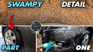 Dirty/Filthy Car Detail Ep#25 Disgusting Detail