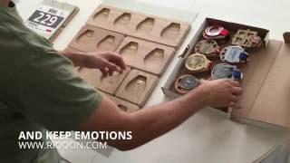 RIQQON Medal Display System