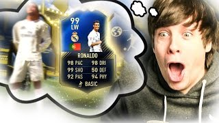 99 TOTY RONALDO IS HERE!!! - FIFA 17 ATTACKER PACK OPENING