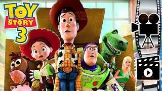 Обложка на видео о История игрушек 3 русский СМОТРЕТЬ ФИЛЬМ GAME Disney Pixar Studios Woody Jessie Buzz The Full Movie