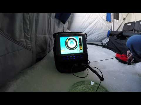 Marcum LX 7 Sonar Fish Finder Ice Fishing Review