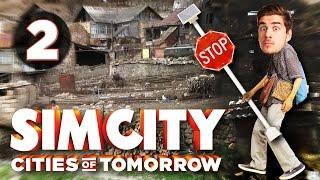 OBEC VINOHRADY! - SIM CITY │ PART. 2