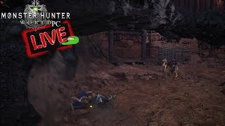 Dark Menace Of Monster Hunter Worlds PC