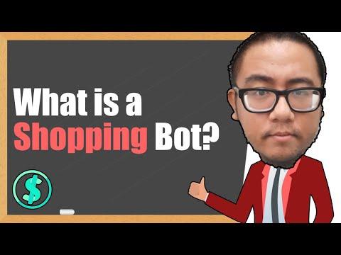 How Do Shopping Bots Work?